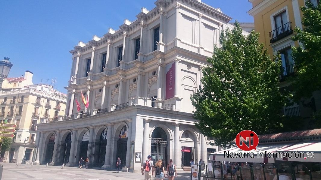 El Teatro Real abre su temporada con «Otello», de Verdi, y récord de abonados