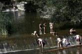 Alerta roja o de alto riesgo por exceso de calor en la Ribera del Ebro