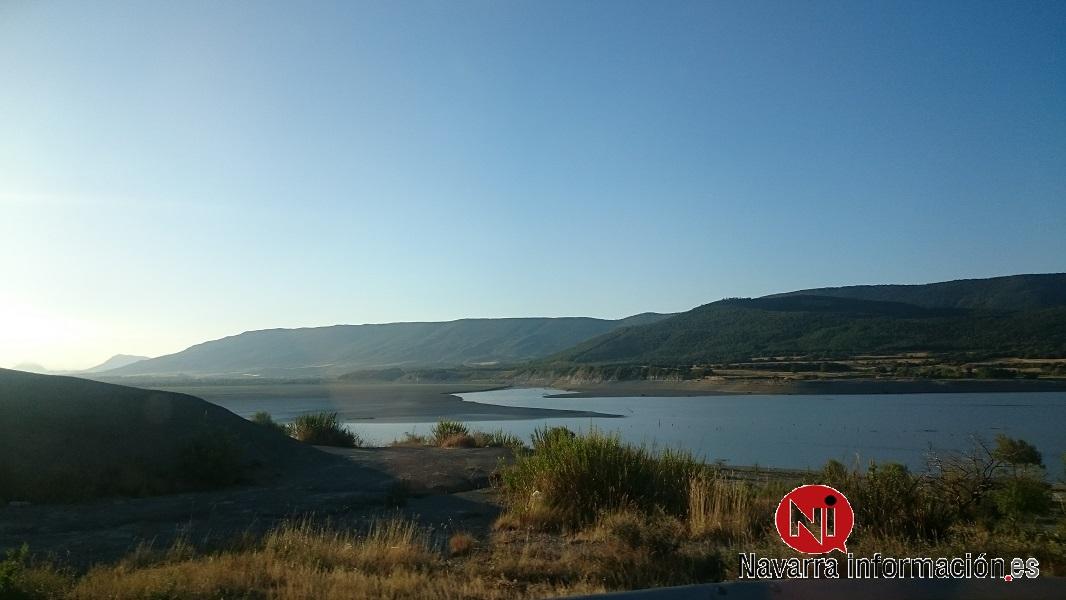 Pantanos de la cuenca del Ebro, al 63,5% tras bajar un 1,4% la última semana