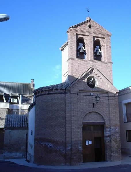 Un incendio causa serios daños en un retablo de la Iglesia de Fontellas