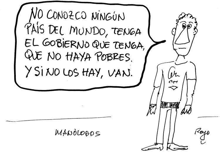 Viñeta de Manolo Royo 11-09-2016
