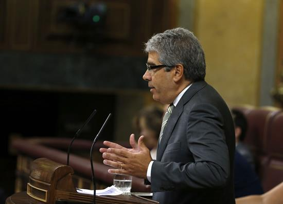 Homs emplaza a Sánchez a tomar la iniciativa ante el fracaso de Rajoy
