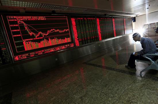 La Bolsa de Shanghái cierra con ganancias de un 0,15 por ciento