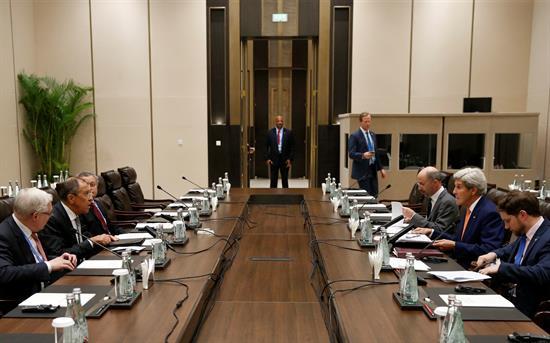 Fracasan las negociaciones entre EEUU y Rusia para el alto el fuego en Siria