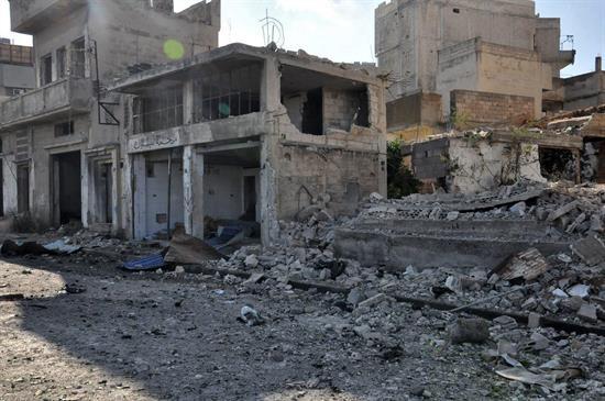 Al menos 21 muertos por atentados en dominios del régimen y kurdos en Siria