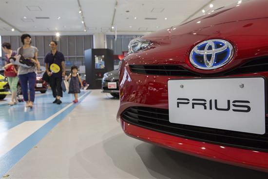 El Prius de Toyota volvió a ser el coche más vendido en Japón en agosto