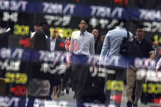 La Bolsa de Tokio cae un el 0,41% al cierre
