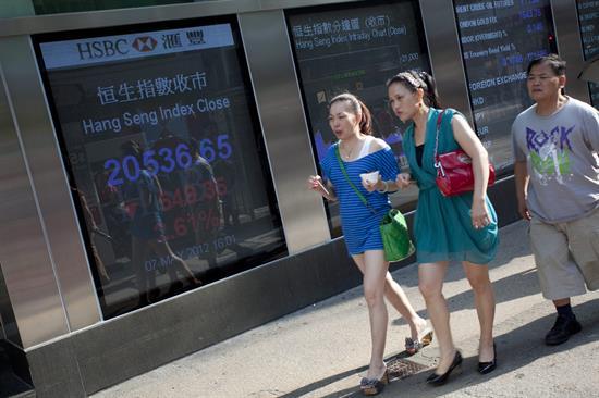 Hong Kong cierra con ganancias del 0,75 por ciento