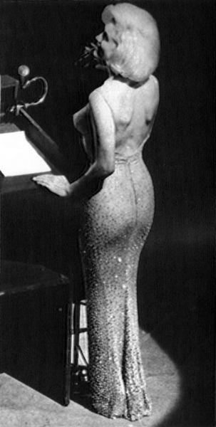 El famoso vestido de Marilyn Monroe saldrá a subasta en noviembre