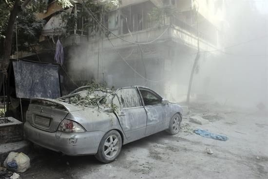 Muere el máximo dirigente militar de la antigua filial de Al Qaeda en Siria