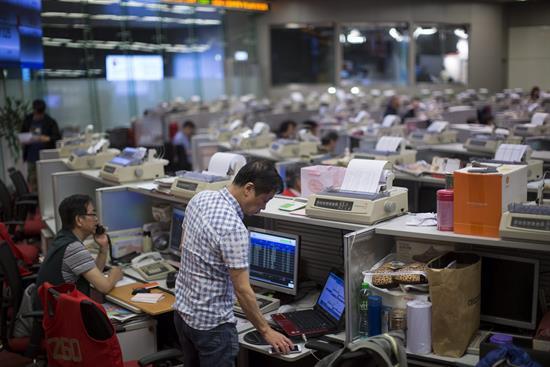La Bolsa de Hong Kong cierra con ganancias del 0,81 por ciento