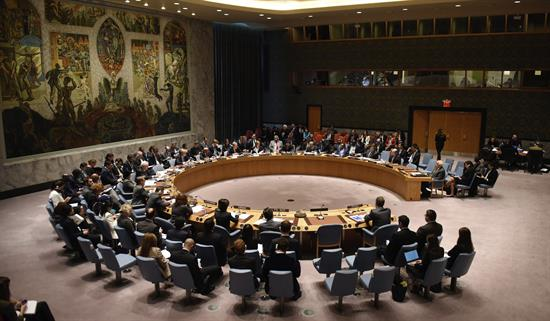 EE.UU. veta en la ONU una resolución que pedía protección para los palestinos