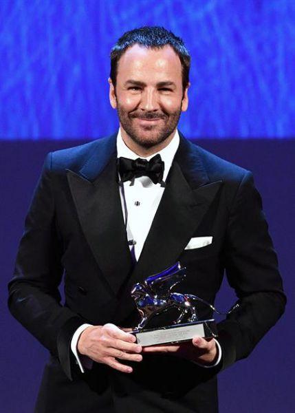 Tom Ford gana el Gran Premio del Jurado en la Mostra de Cine de Venecia