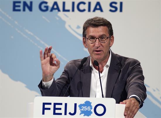 Feijóo renuncia a presentar una candidatura para liderar el PP