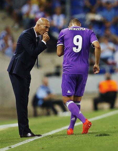 Zidane confirma la mejoría de Keylor y no pone fecha al regreso de Bale