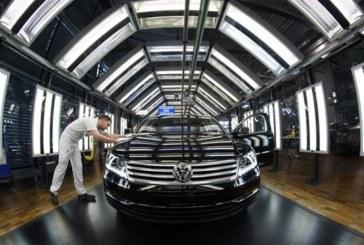 Volkswagen redujo hasta marzo el beneficio operativo un 7,1 por ciento