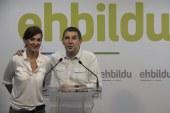 """EH Bildu """"mantiene"""" su propuesta de pacto con PNV y Podemos tras ganar un escaño"""