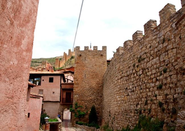 Albarracín o como conseguir ser el pueblo más bonito de España