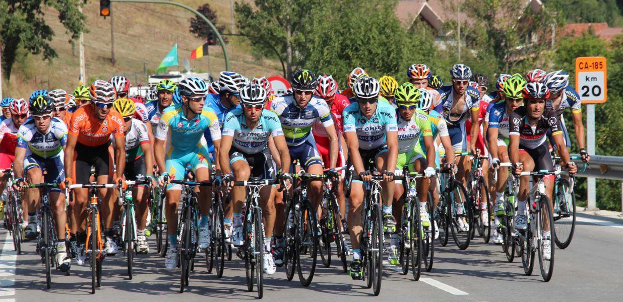 Burgos estará en Navarra, escenario de la Vuelta Ciclista a España 2016