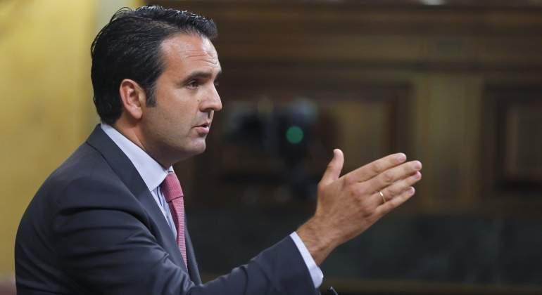 Alli (UPN) reitera su voto a Rajoy y reclama el desbloqueo de la situación