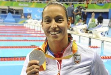Teresa Perales agranda su palmarés con otra plata en Río