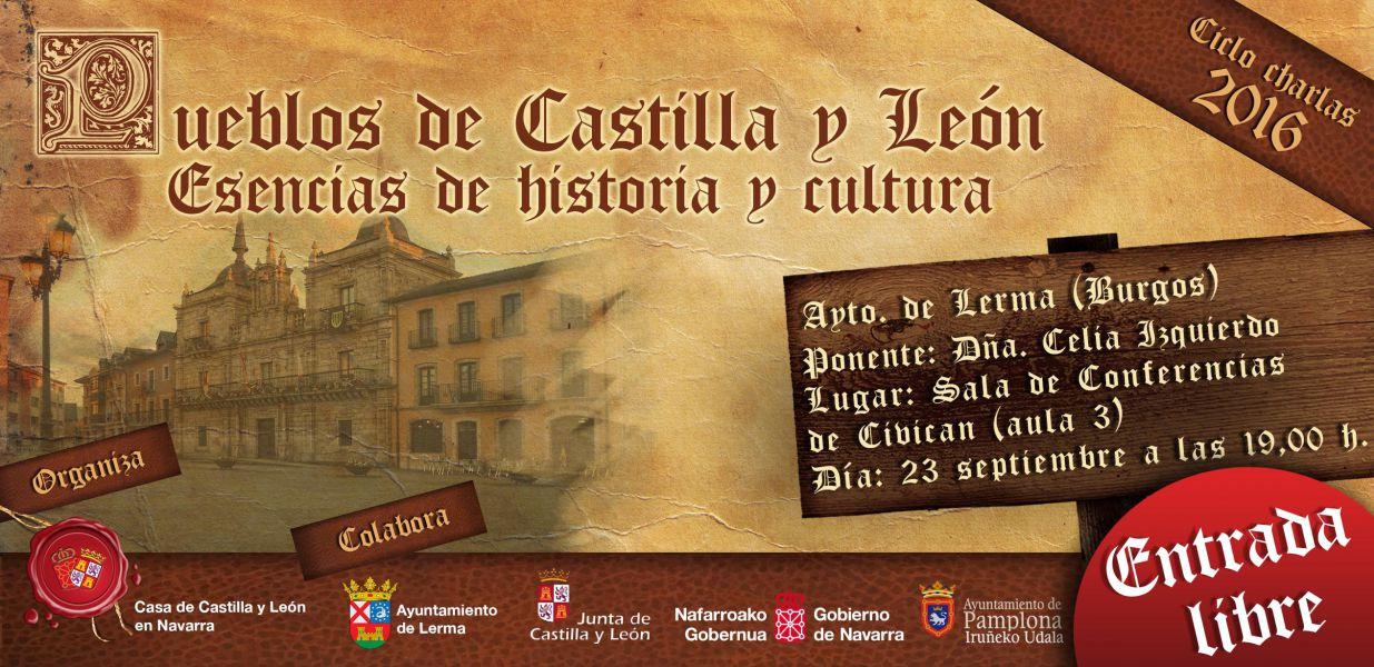 AGENDA: 23, 24 y 25 de septiembre, Casa de Castilla y León en Navarra, Festividad de la Virgen del Camino