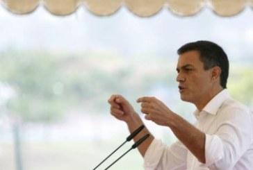 Sánchez dice que España precisa un gobierno «con urgencia» pero no cualquiera