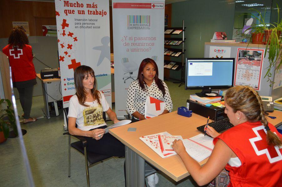 15 años de Plan de Empleo de Cruz Roja Navarra