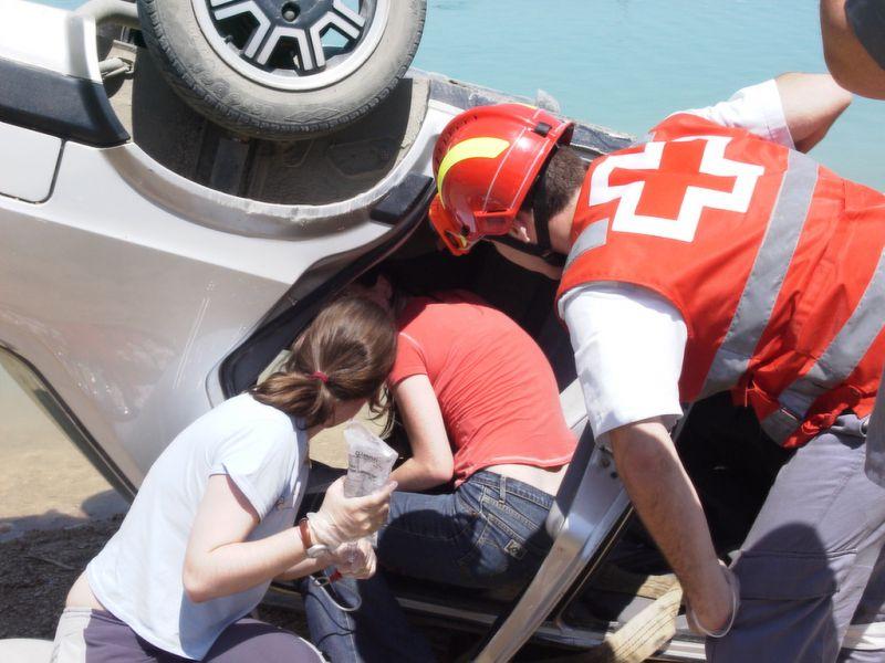 Día Mundial de Primeros auxilios en Cruz Roja «única esperanza»