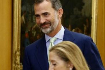 El Rey hace un llamamiento al diálogo político y deja tiempo para negociar