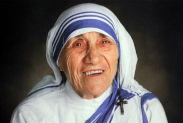 El papa insta a imitar a la madre Teresa para aliviar sufrimiento del mundo
