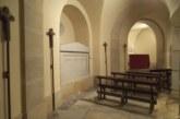 El que grabó en la Cripta de Los Caídos de Pamplona dice que tenía autorización del Ayuntamiento