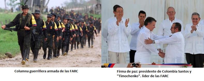 El Congreso de Colombia aprueba «blindaje» del acuerdo de paz con las FARC