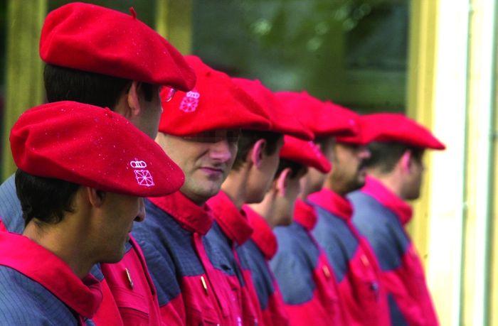 El Sindicato de Policía Foral se solidariza con Policía Nacional y Guardia Civil en Cataluña