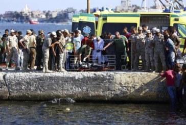 Casi 150 muertos en el naufragio de un barco de emigrantes en la costa egipcia