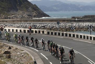 El italiano Conti gana la etapa más larga de la Vuelta