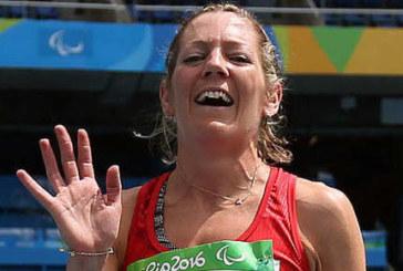 La navarra Izaskun Oses gana el bronce en los 1.500 metros clase T13