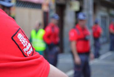 La Policía Foral detiene a dos personas en Pamplona y Burlada por requisitorias judiciales
