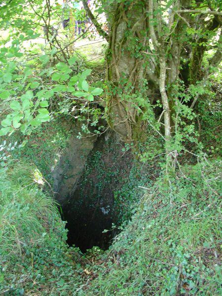 Encontrados los restos pertenecientes a dos menores en la sima de Legarrea en Gaztelu (Donamaria)