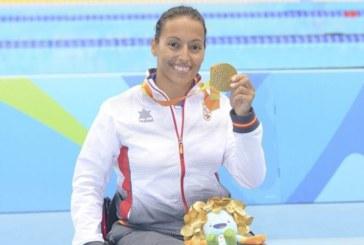 Teresa Perales gana el oro en los 50 espalda y suma 25 medallas en los Juegos