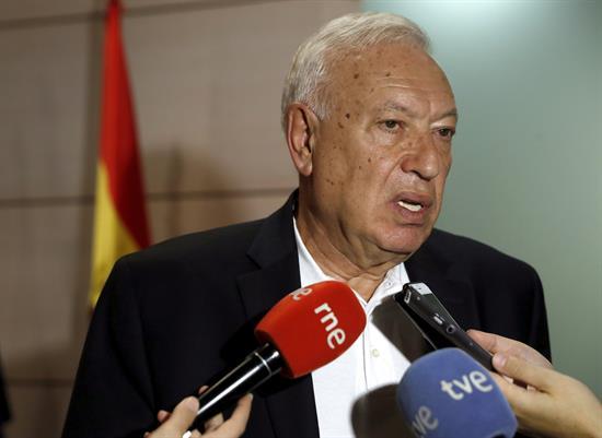 Margallo confirma que presentará su candidatura a liderar el PP