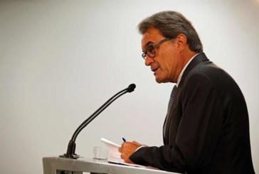 El Tribunal de Cuentas ordena embargar la vivienda que Mas puso como fianza por el 9N