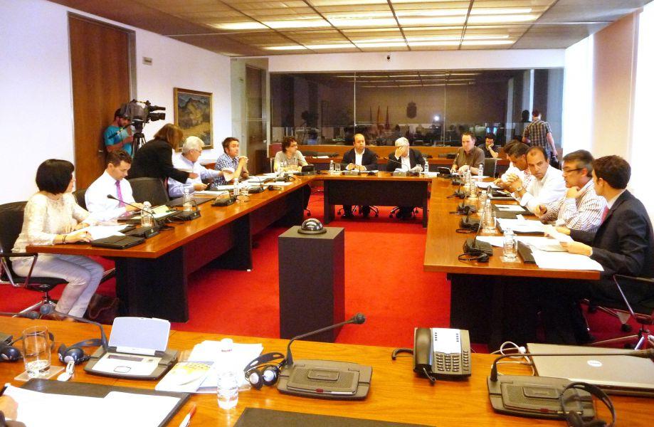 UPN pide que Barkos explique las medidas fiscales que tiene previsto adoptar