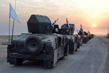 Las tropas iraquíes lanzan una ofensiva contra el último enclave de EI en Mosul