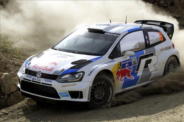 Mikkelsen y Ogier firman en Australia el último doblete de Volkswagen en rally