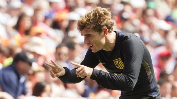 0-1: Griezmann despierta al Atlético y conquista Cornellà