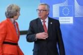 UE descarta garantía vinculante para ayudar a May a aprobar acuerdo de brexit