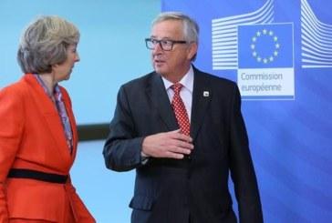 """May insiste en que la única opción ante el """"brexit"""" es su plan o nada"""