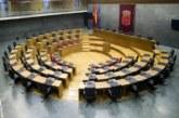 PSN, Geroa Bai, Podemos e I-E no acurdan composición de la Mesa