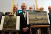 Policía italiana recupera dos Van Gogh robados en 2002 en Amsterdam